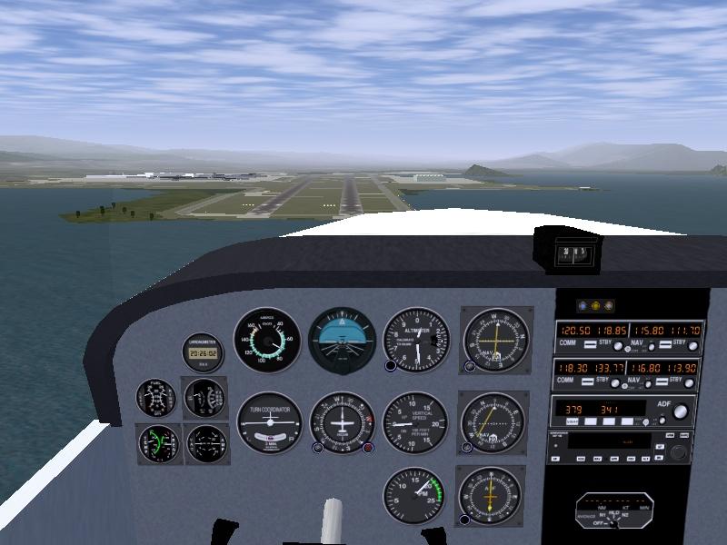 Flight Simulator Tutorial on Airplane Engine Start Up