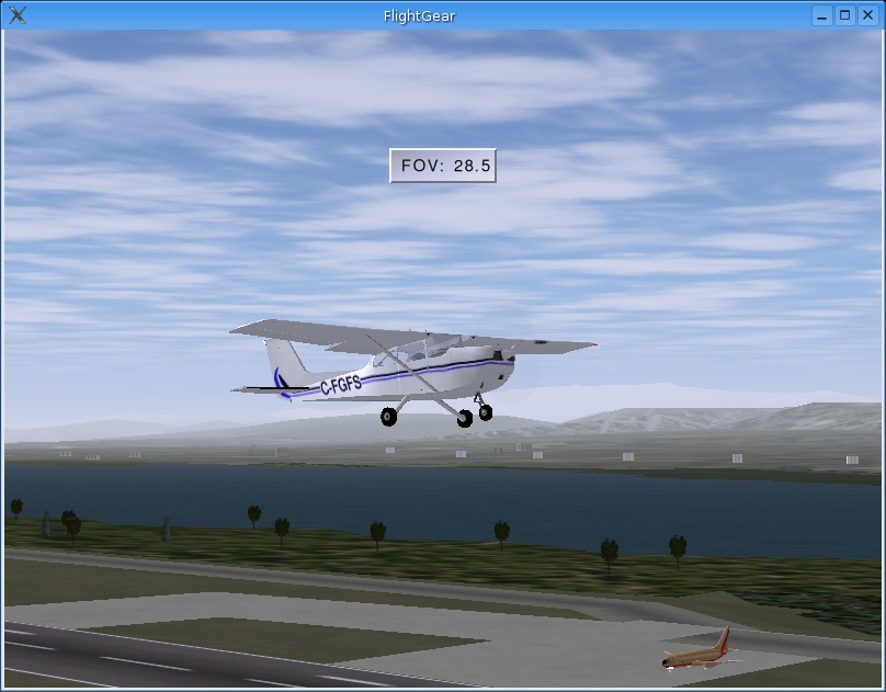 Airplane on lots of flight simulators and a great airplane