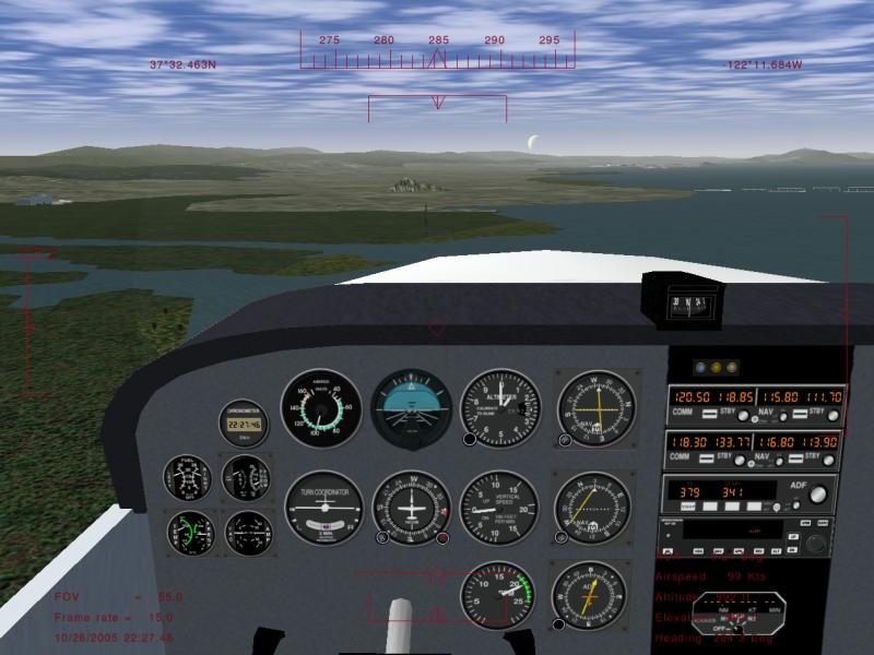 A basic flight simulator tutorial