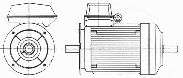 turbofan jet engine diagram